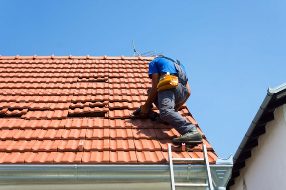 Roofing in Rugby